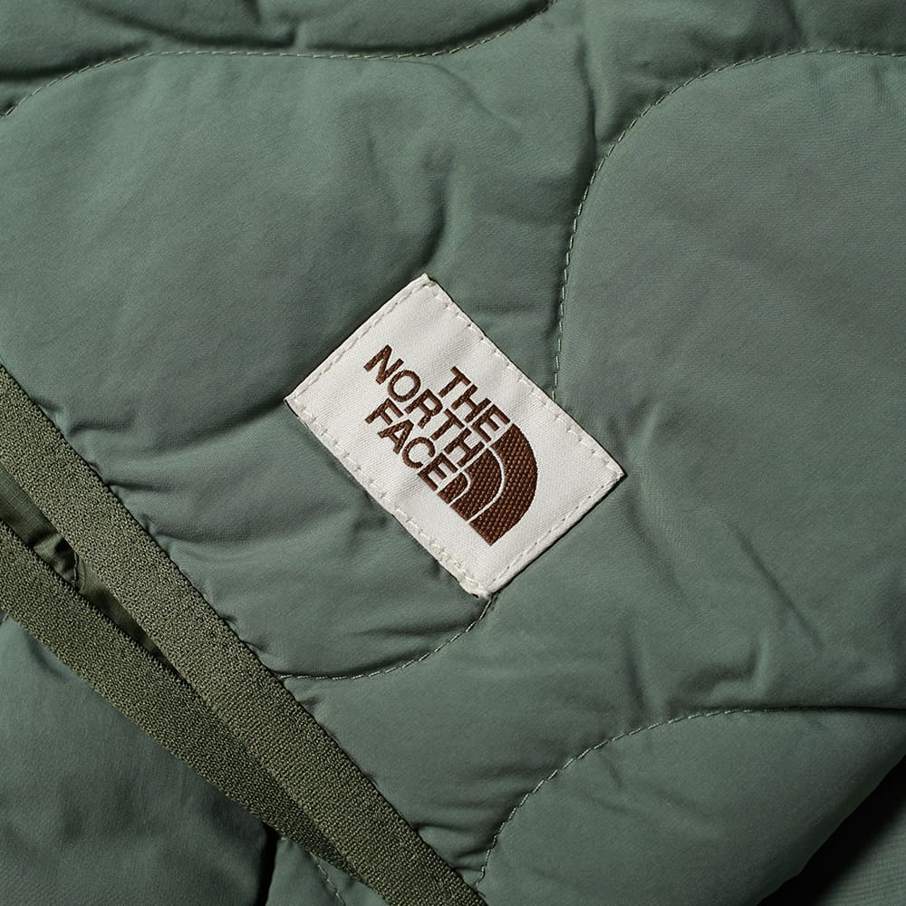 The North Face M66 Down Liner Jacket - Laurel Wreath Green & Thyme