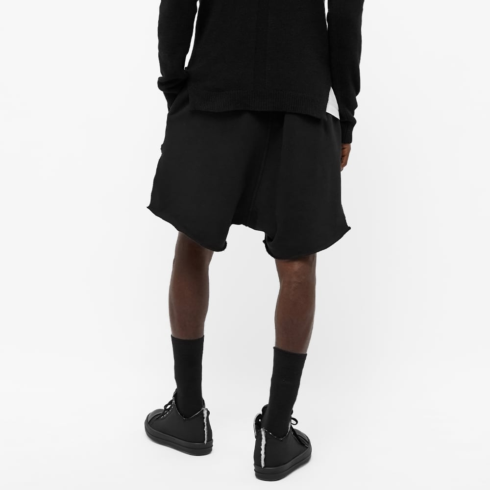 Rick Owens Pentagram Short - Black