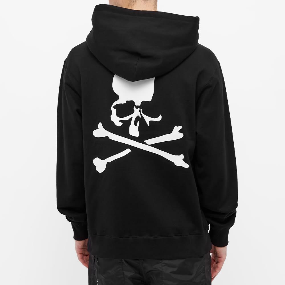 MASTERMIND JAPAN Logo Skull Hoody - Black