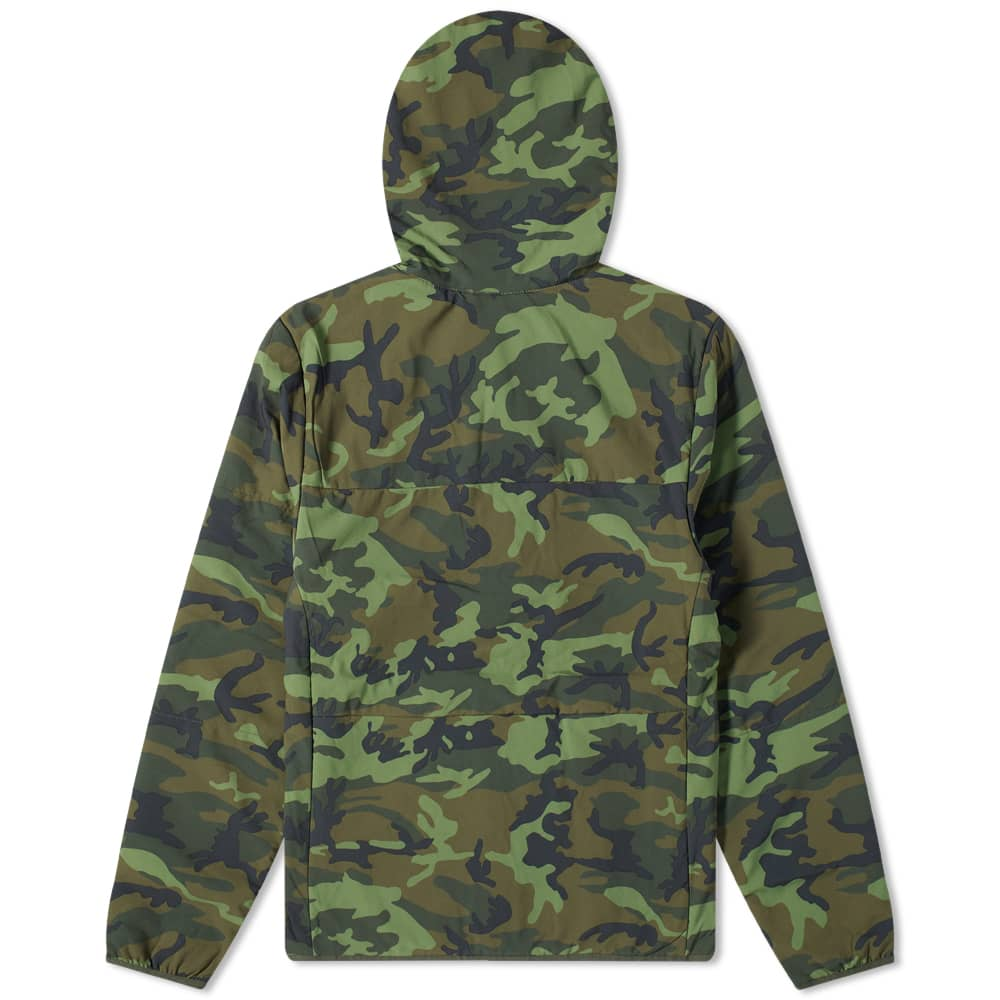 The North Face Mountain Full Zip Hooded Jacket - Thyme Brushwood Camo
