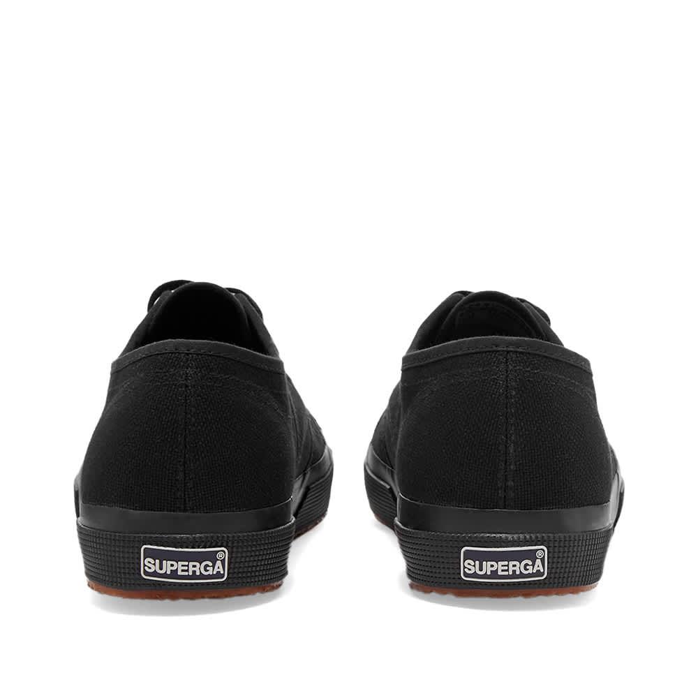 Superga 2750 Cotu Classic - Full Black