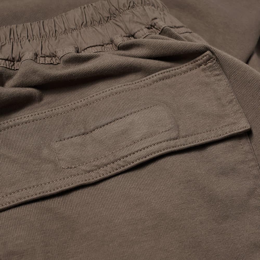 Rick Owens DRKSHDW Mediumweight Drawstring Cropped Pants - Dust
