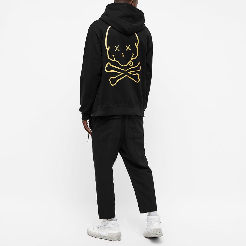 MASTERMIND JAPAN Scribble Logo Hoody - Black
