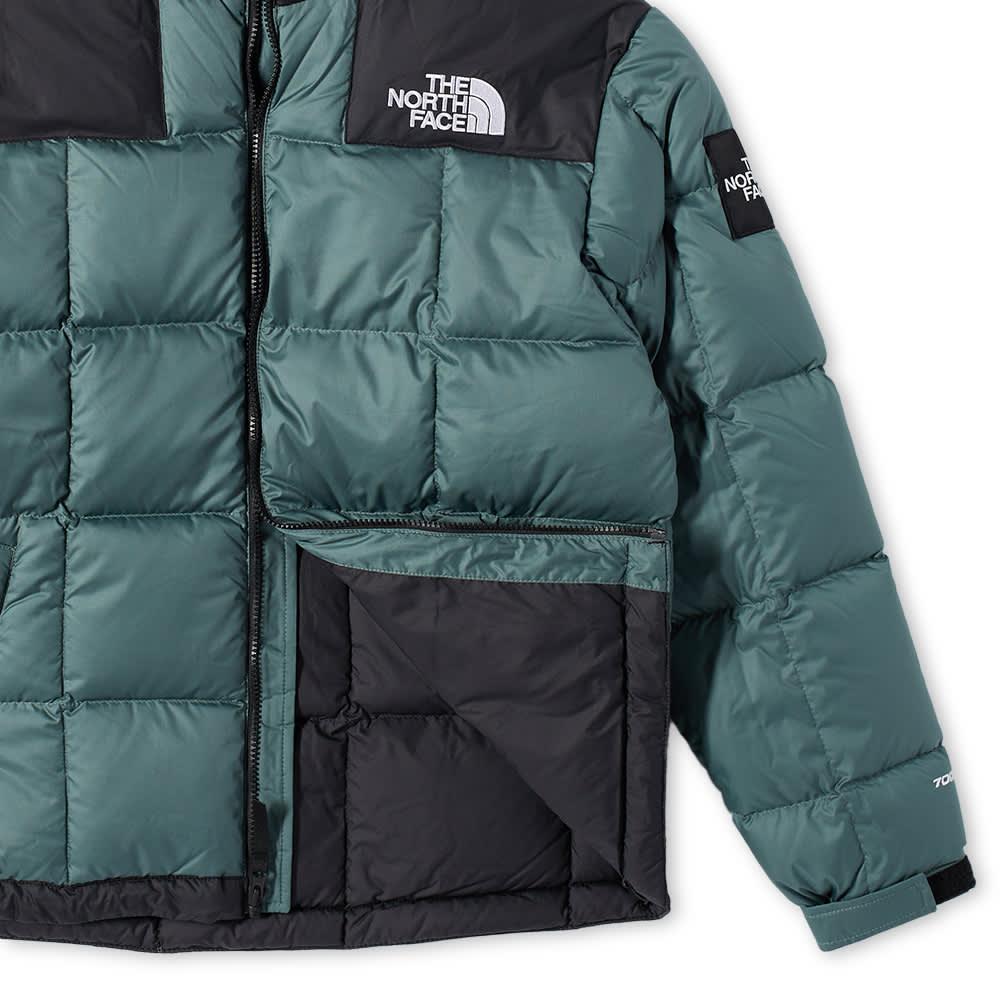 The North Face Lhotse Jacket - Balsam Green