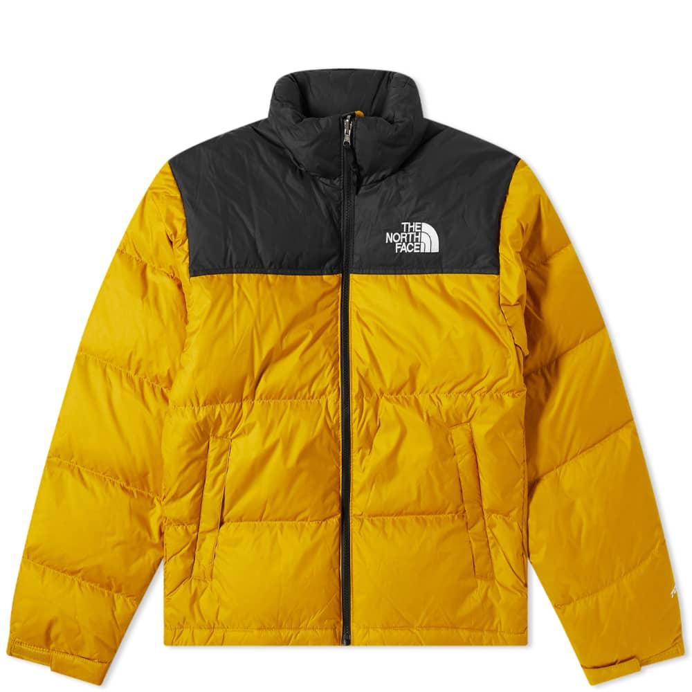 The North Face 1996 Retro Nuptse Jacket - Arrowwood Yellow