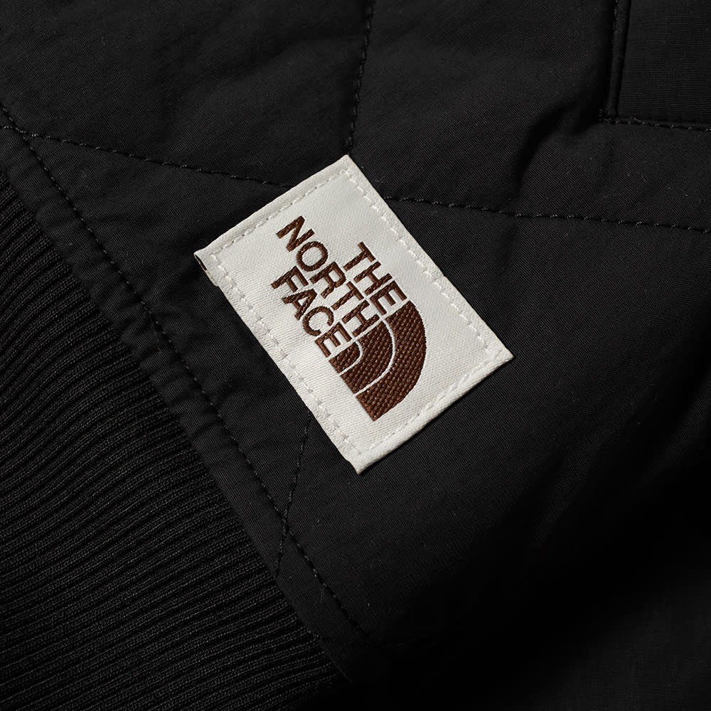The North Face Cuchillo Inslulated Vest - Black & Bleached Sand