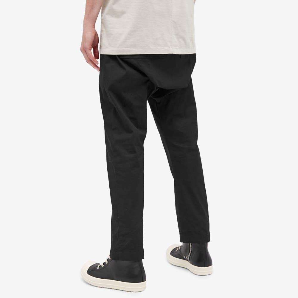 Rick Owens Drawstring Long Pant - Black