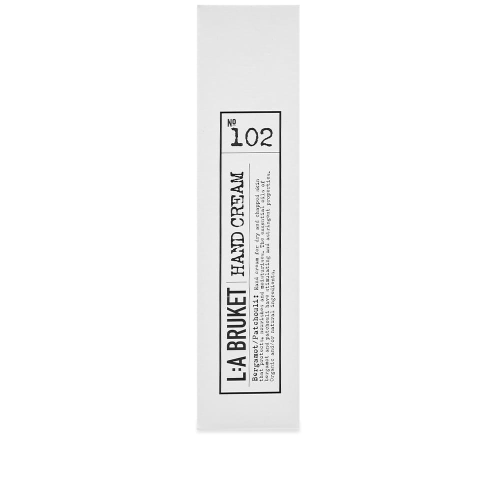 L:A Bruket Bergamot & Patchouli Hand Cream - 70ml