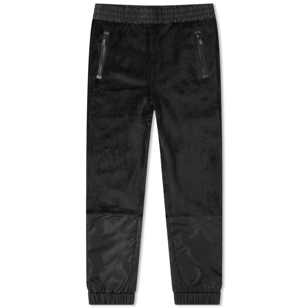 Moncler Grenoble Zip Pant - Black