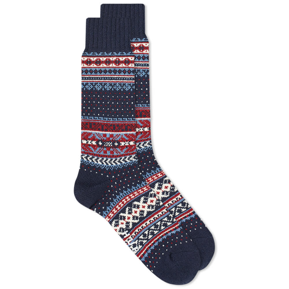 Chup Ceret Sock - Navy