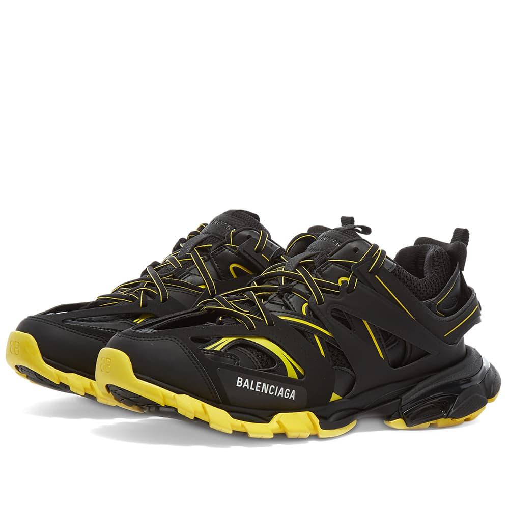 Balenciaga Track Sneaker Black \u0026 Yellow