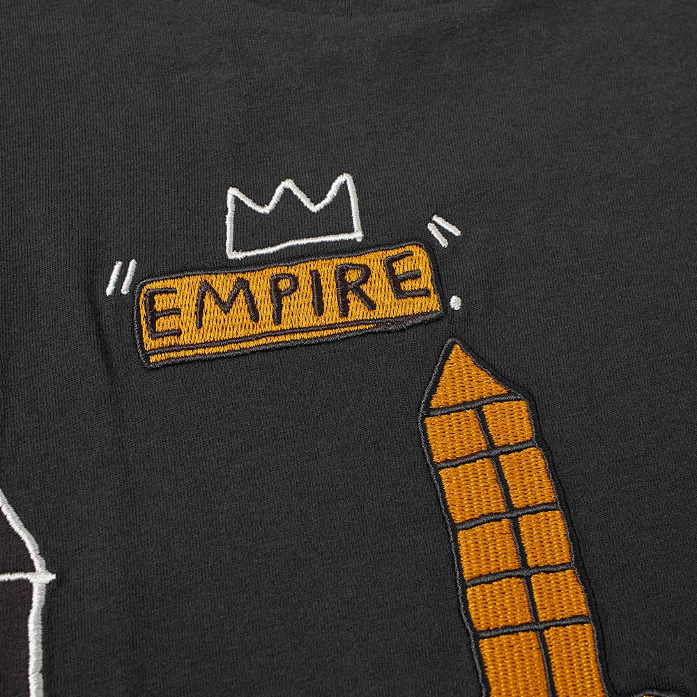 Coach x Basquiat Empire Tee - Black