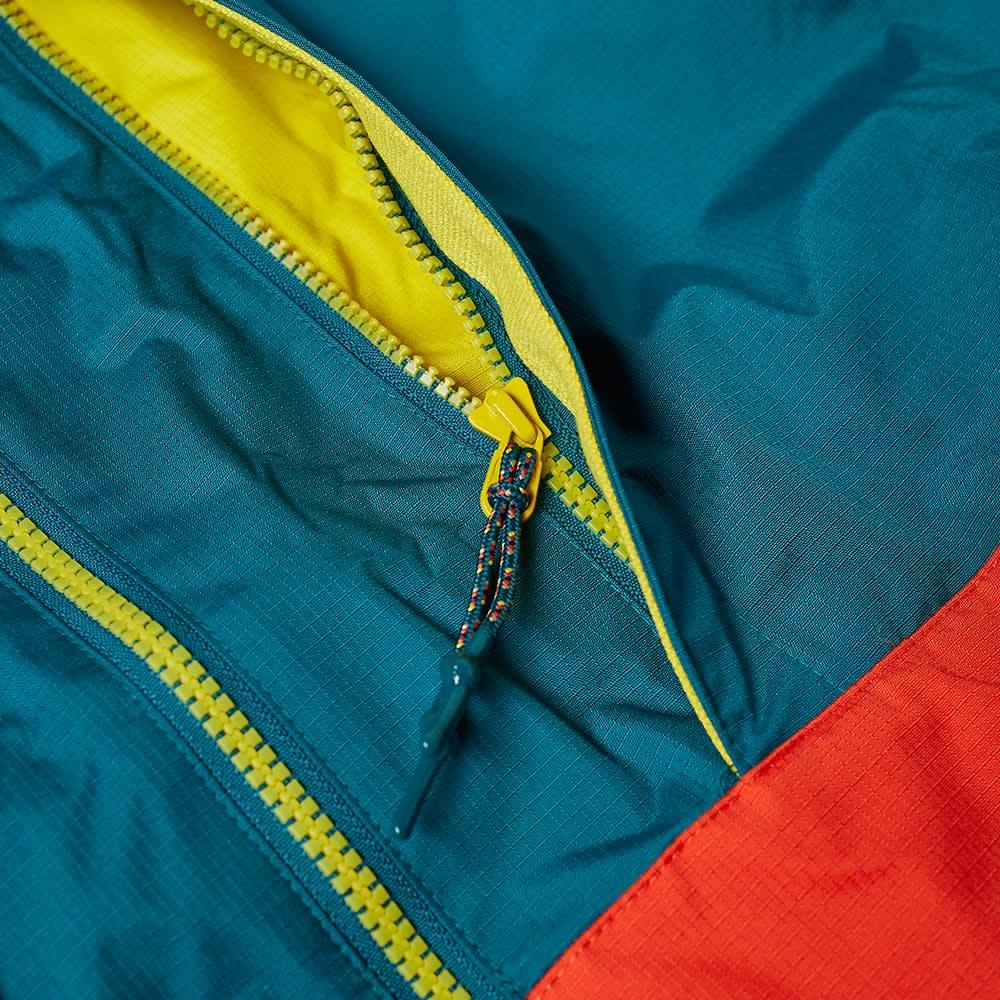 Nike ACG Anorak - Habanero Red, Teal & Beige