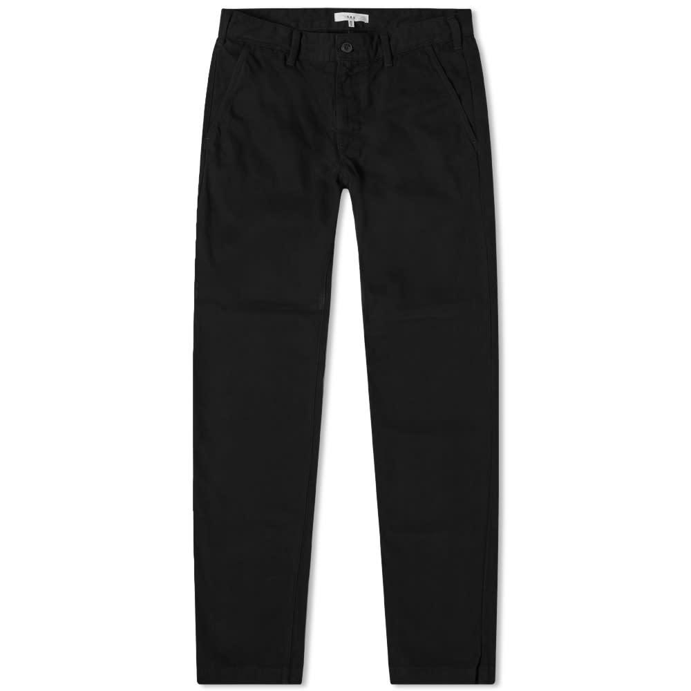 Save Khaki Standard Chino - Black