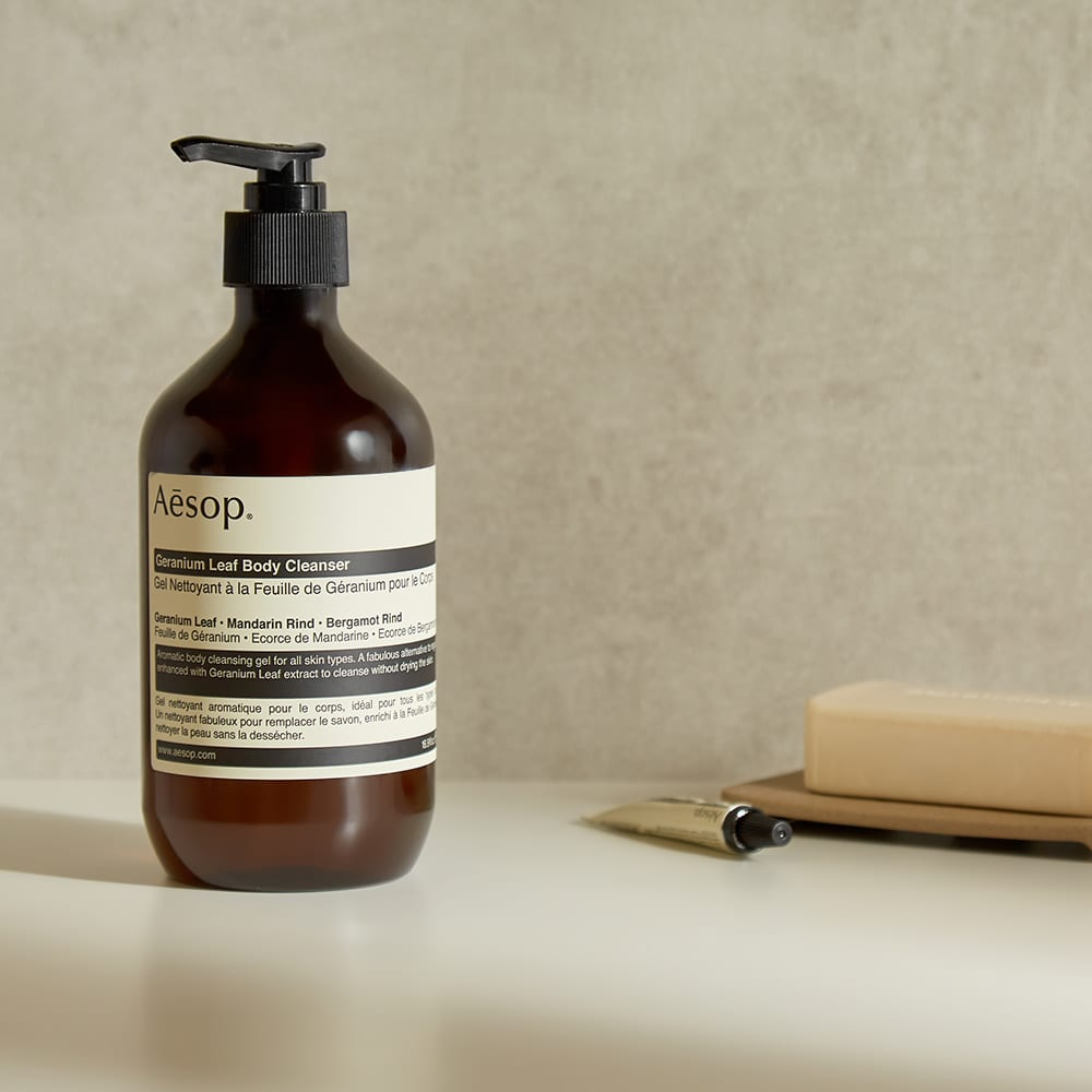 Aesop Geranium Leaf Body Cleanser - 500ml