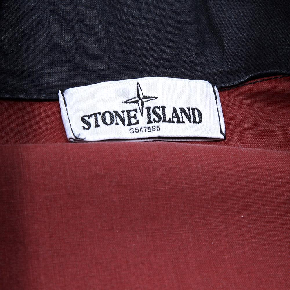 Stone Island Tela Stella Field Jacket - Blue