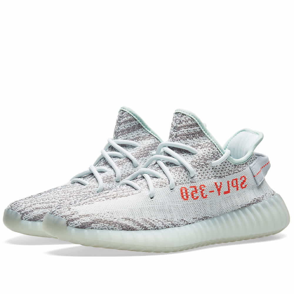 adidas yeezy boost 350 blue tint