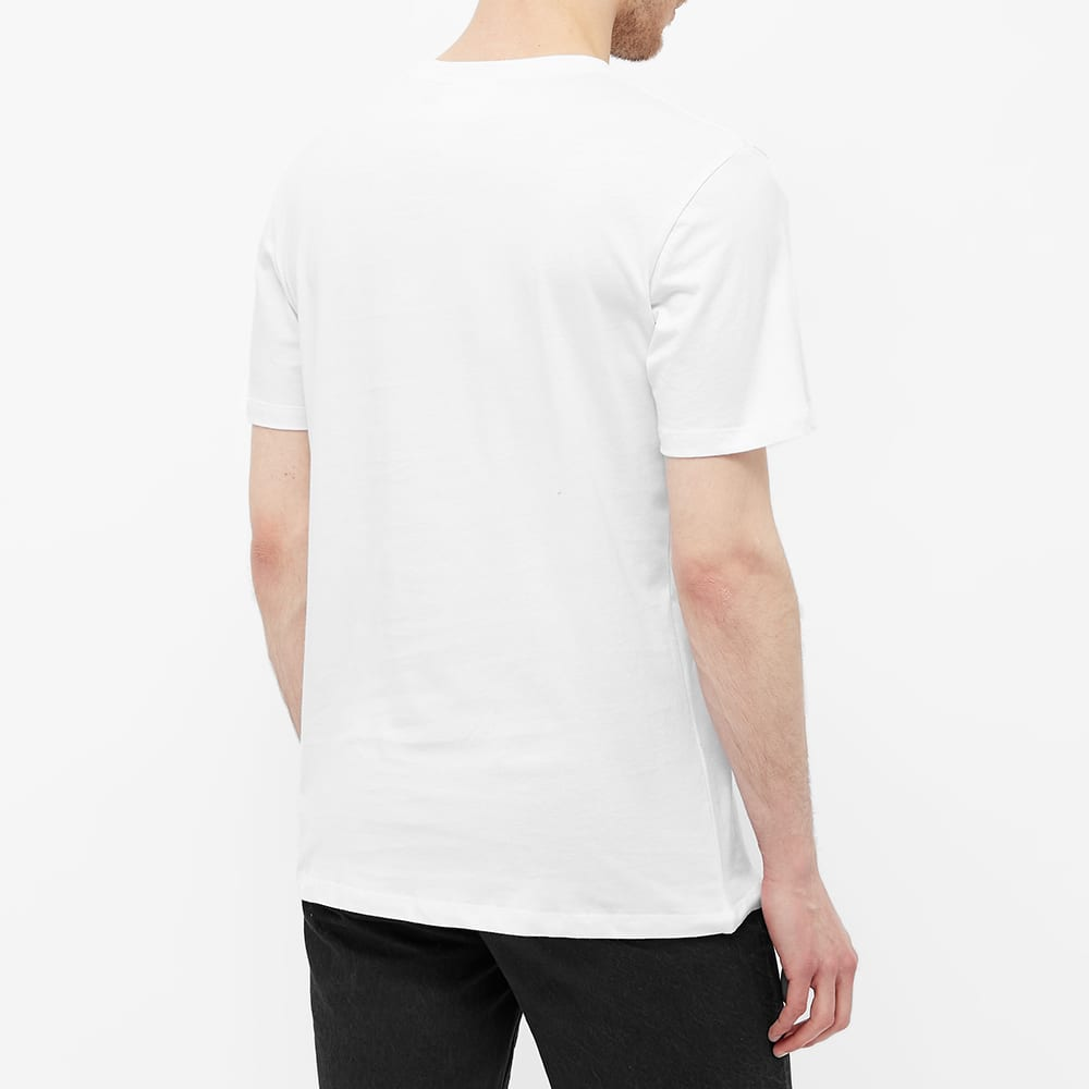 Soulland Coffey Logo Tee - White
