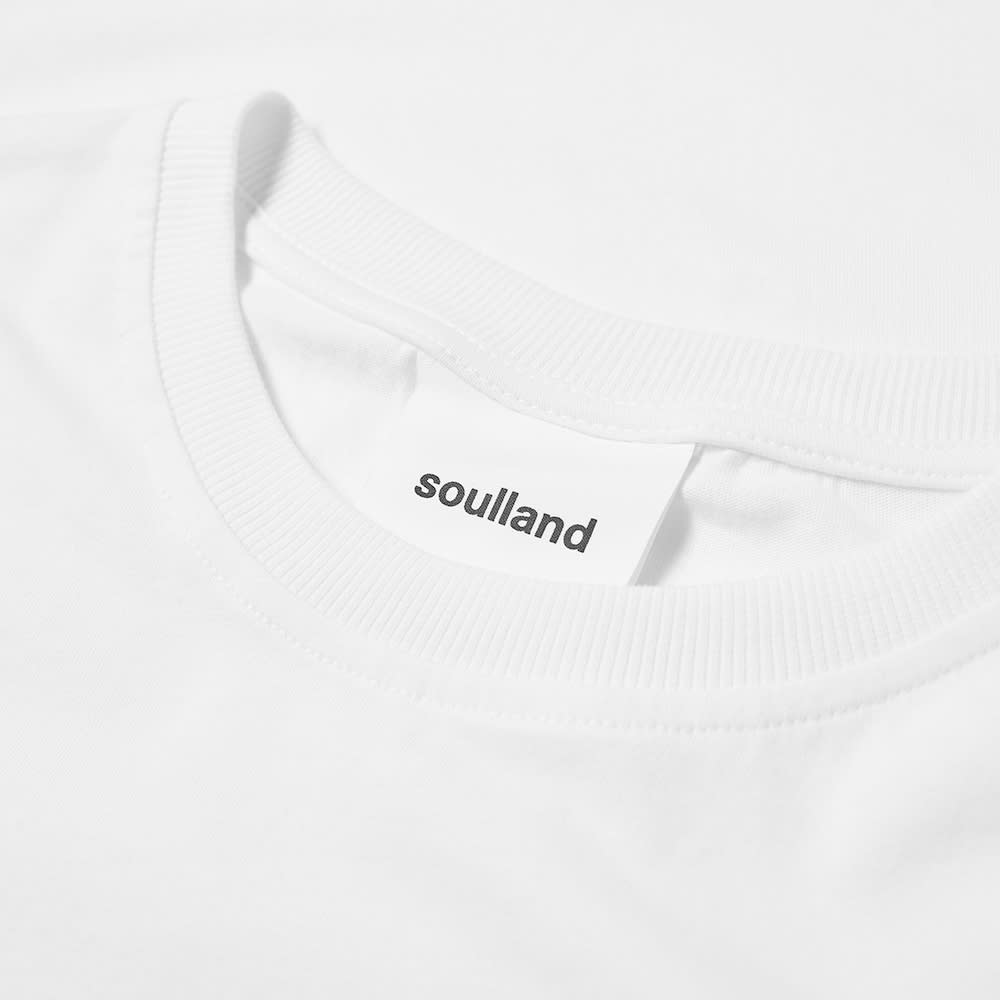Soulland Chuck Logo Tee - White