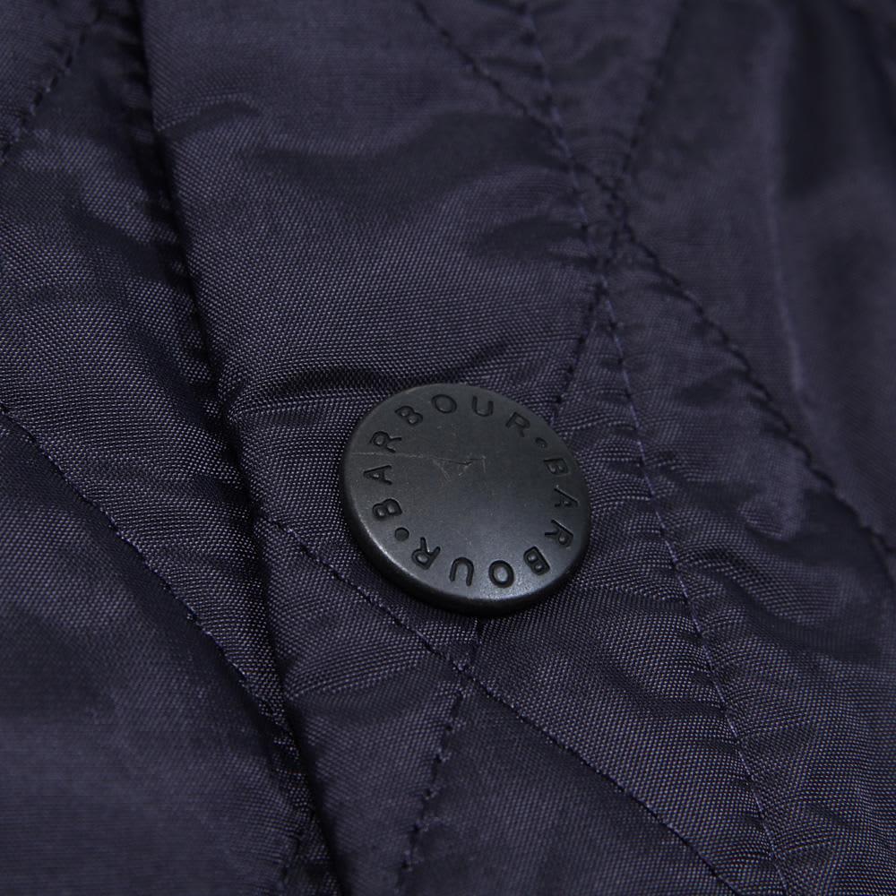 Barbour Lightweight Liddesdale Jacket - Navy
