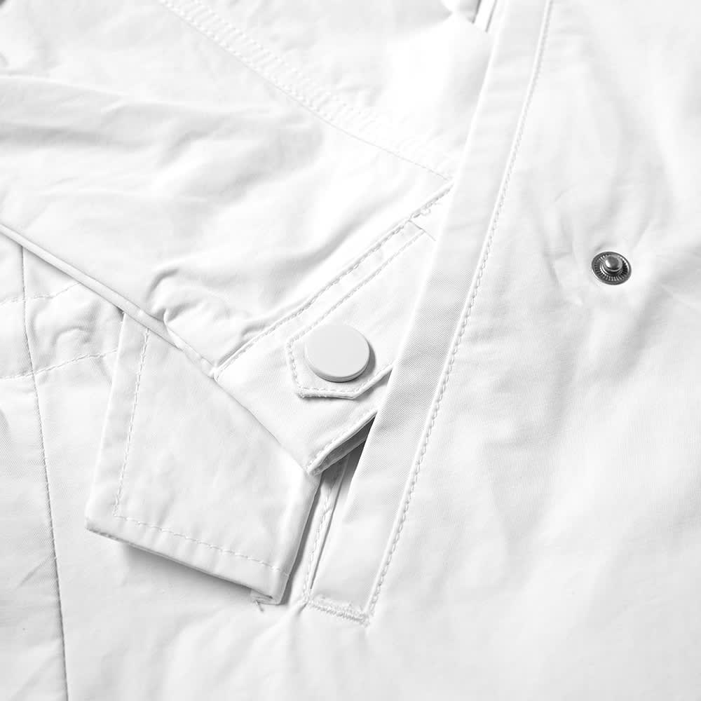 Fred Perry Fishtail Parka - White