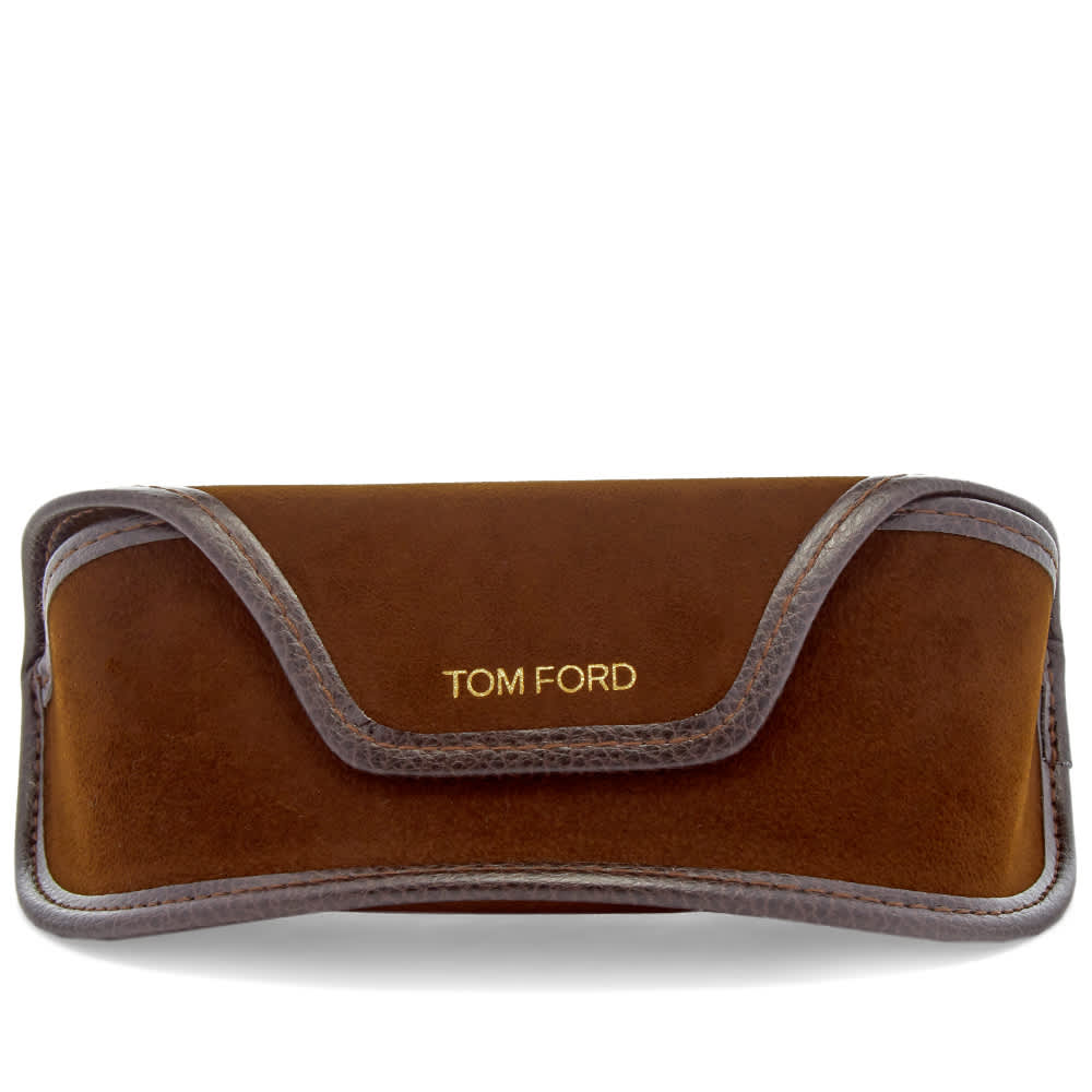 Tom Ford FT0692 Sunglasses - Silver & Blue