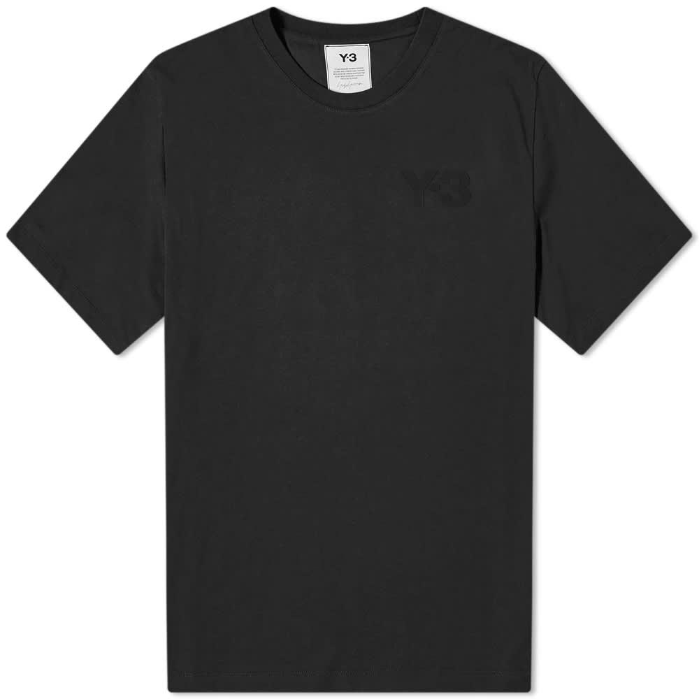 Y-3 Classic Chest Logo Tee - Black