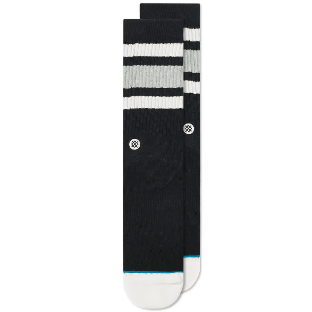 Stance Boyd 4 Sock - Black