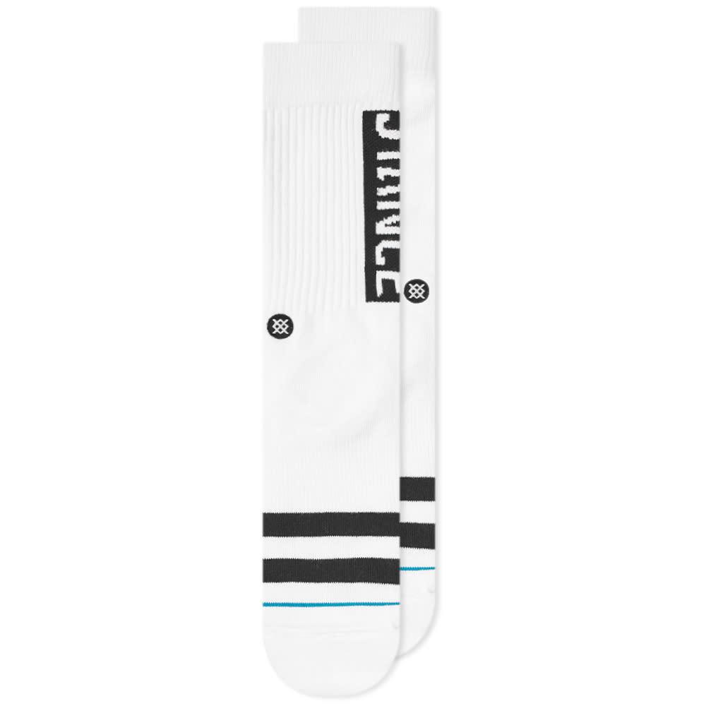 Stance Og Sock - White