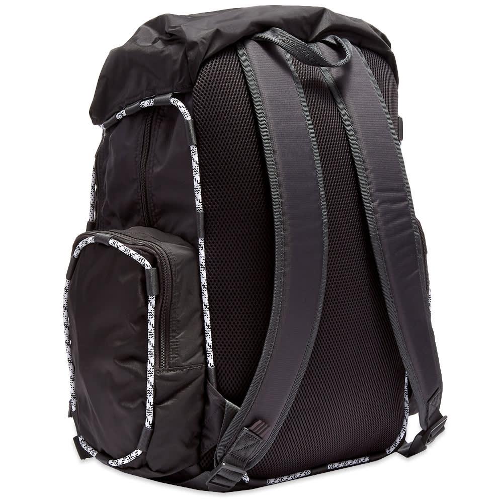 Adidas Ryv Toploader Bag - Grey, White & Black