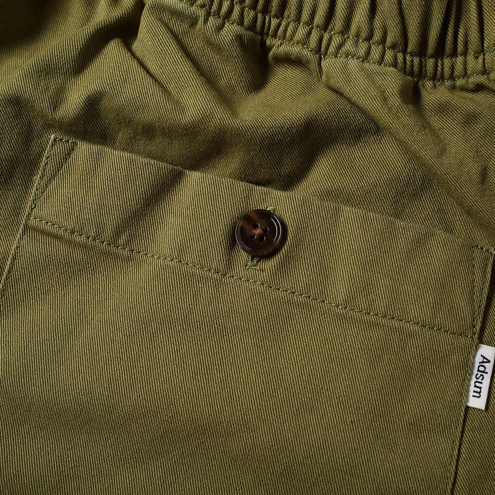 Adsum Bank Short - Light Olive