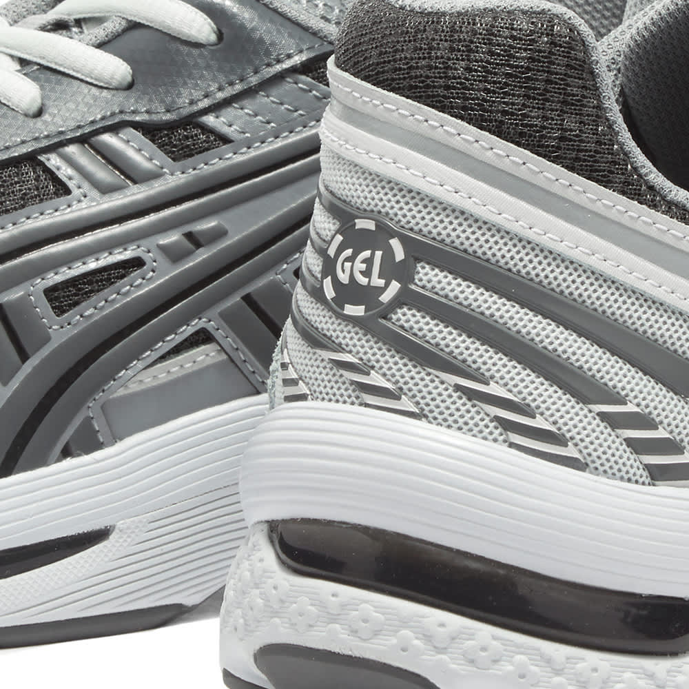 Asics Gel Kyrios - Black & Carrier Grey