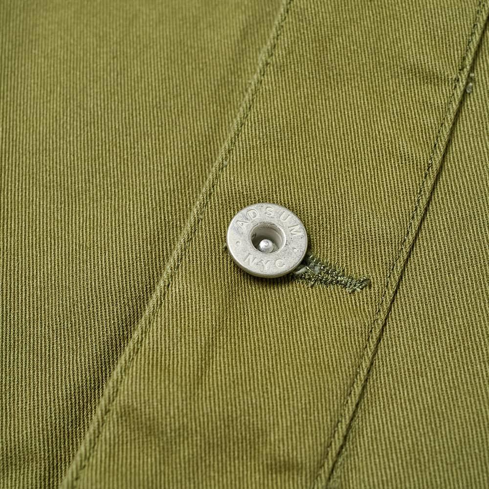 Adsum Work Jacket - Light Olive