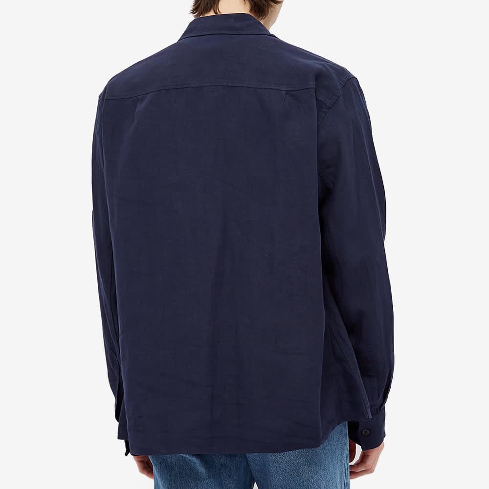 Margaret Howell Oversized Shirt - Indigo