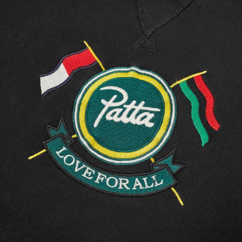 Tommy Jeans x Patta Crew Sweat - Black