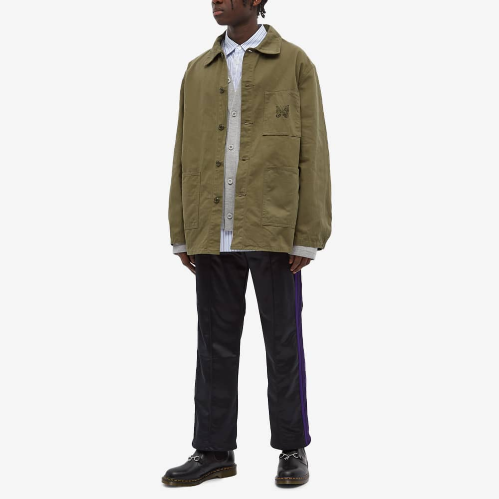 Needles D.N. Coverall - Olive