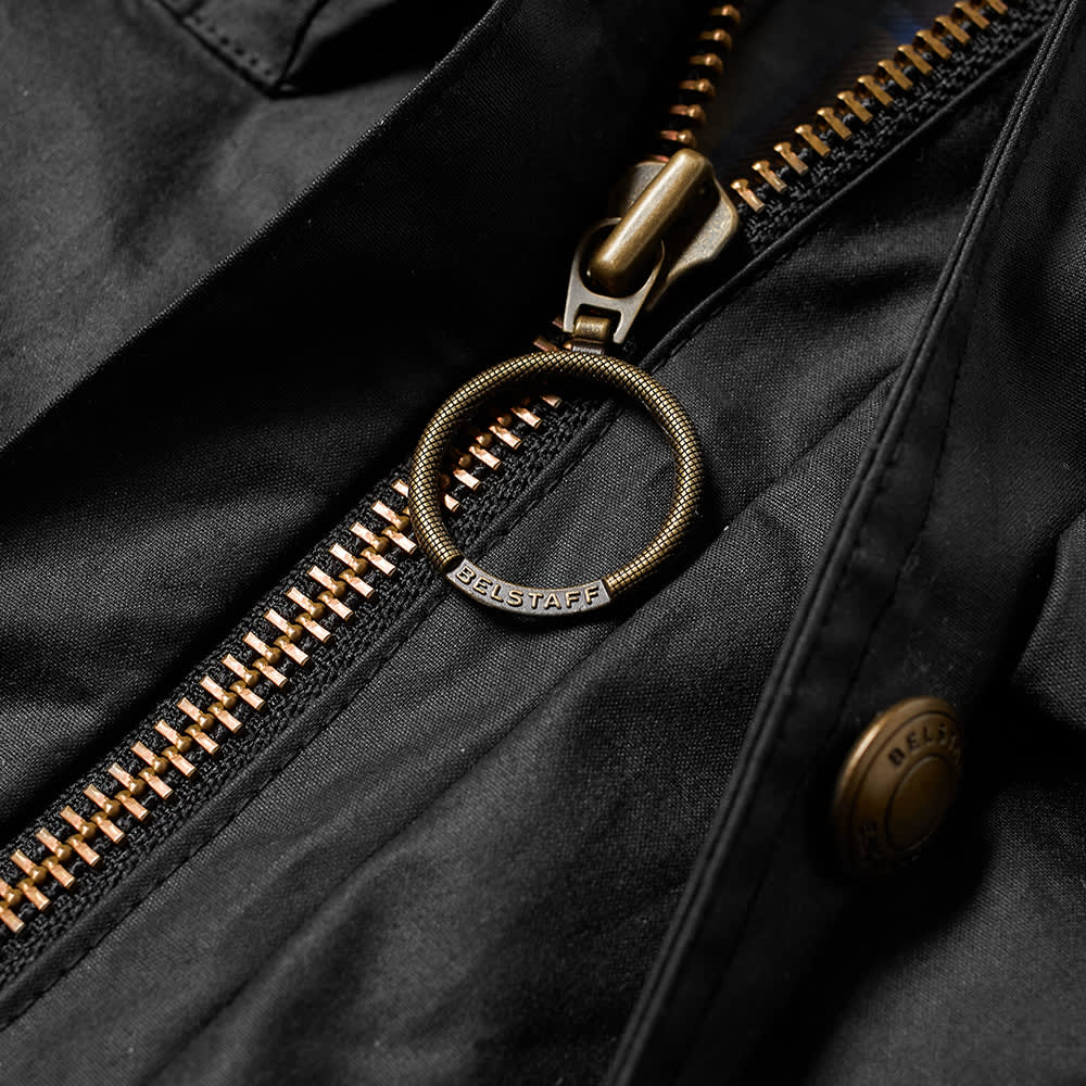 Belstaff Racemaster Waxed Jacket - Black