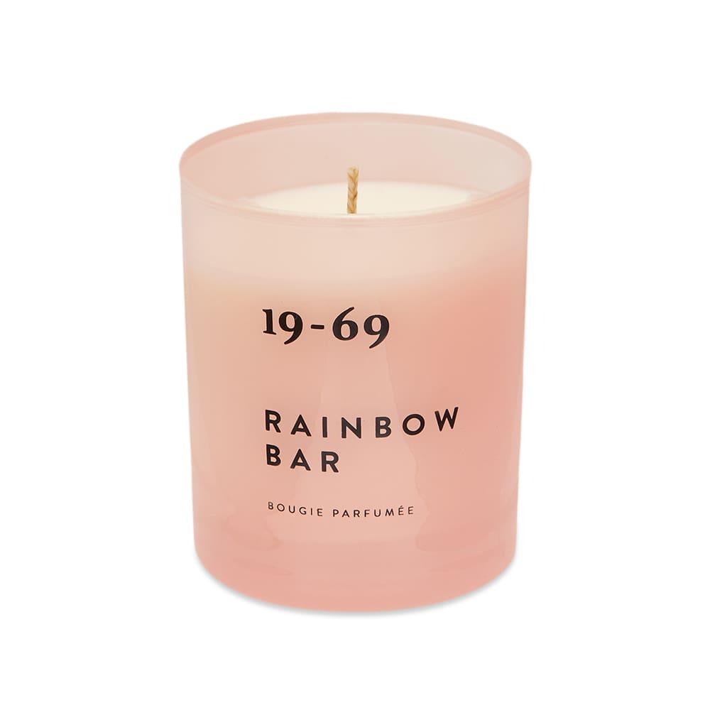 19-69 Rainbow Bar BP Candle - 200g