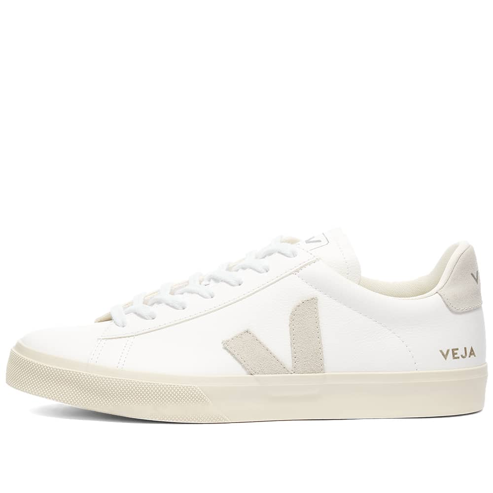 Veja Campo Sneaker - White & Natural