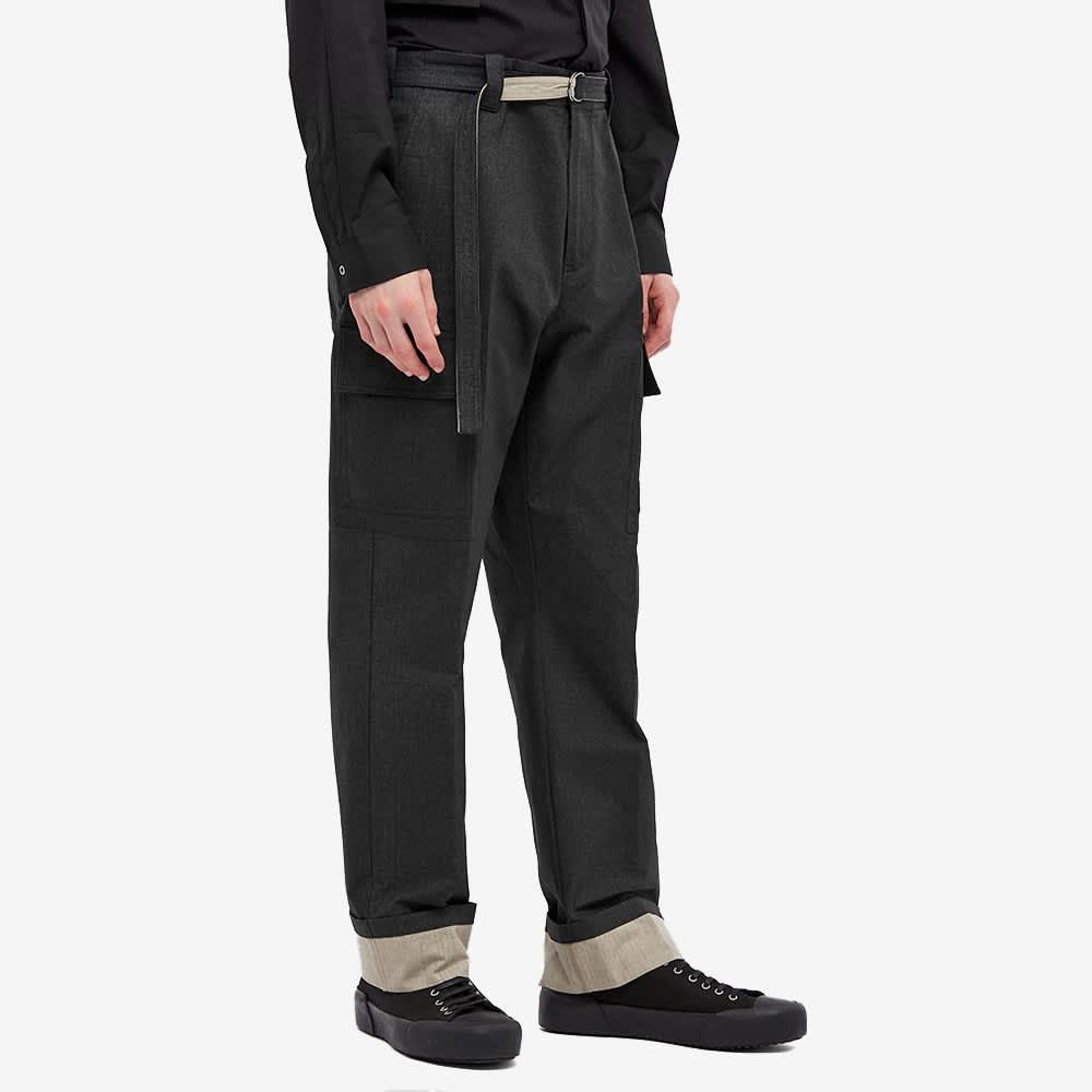Craig Green Cotton Slim Trouser - Black