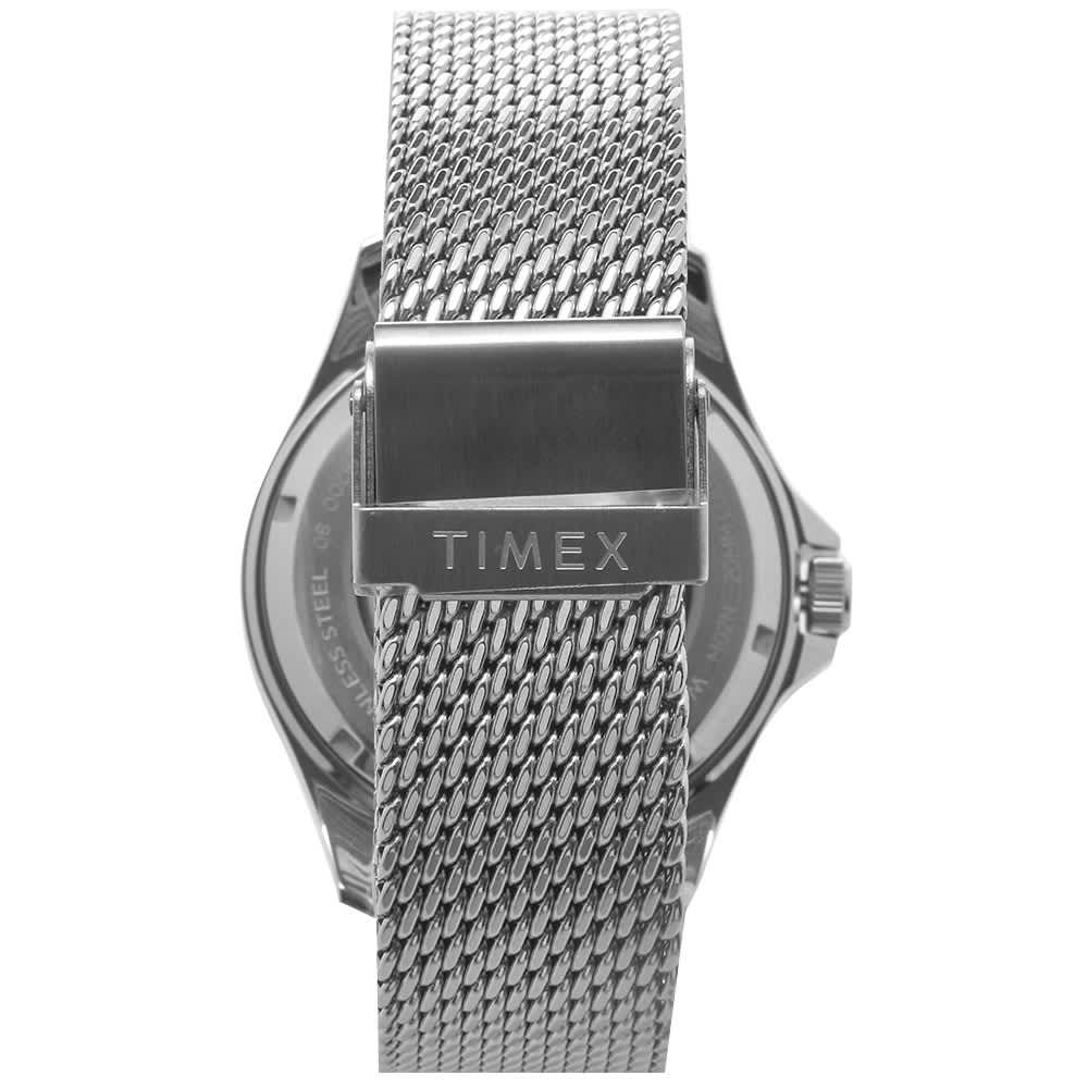 Timex Navi Xl Automatic Watch - Blue