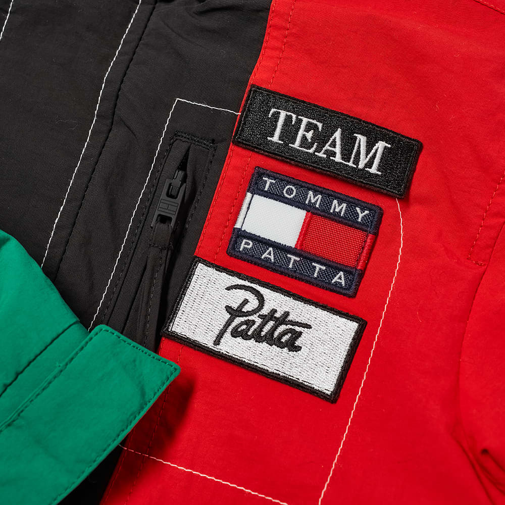 Tommy Jeans x Patta Kids Jacket - Black & Multi
