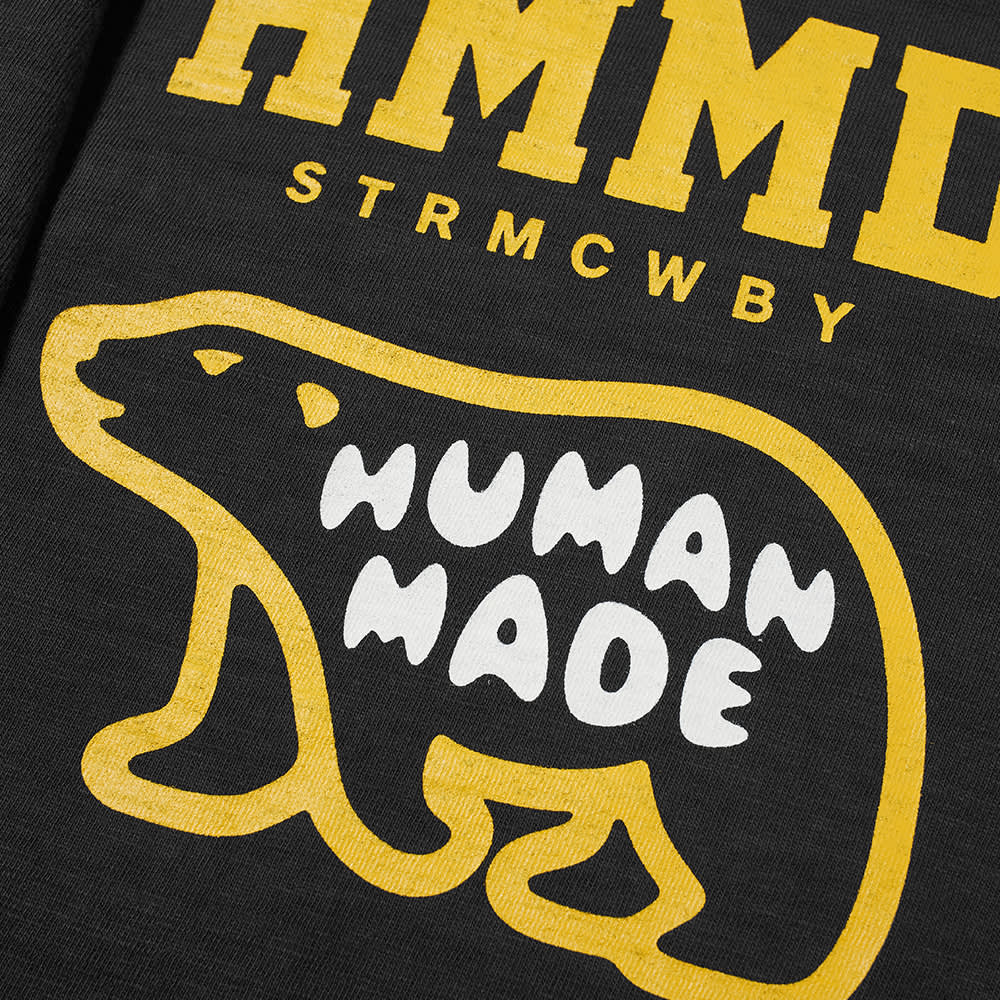 Human Made Polar Bear  Tee - Black