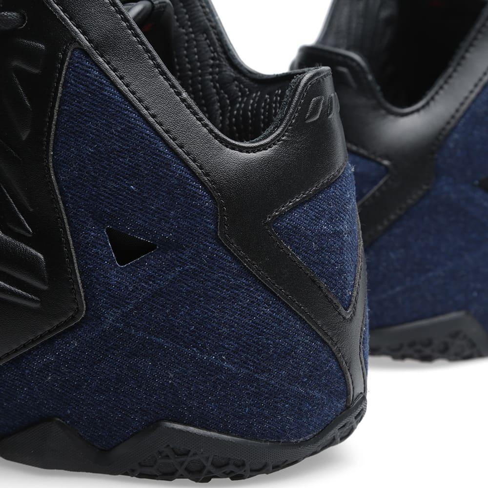 Nike LeBron XI EXT Denim QS - Black