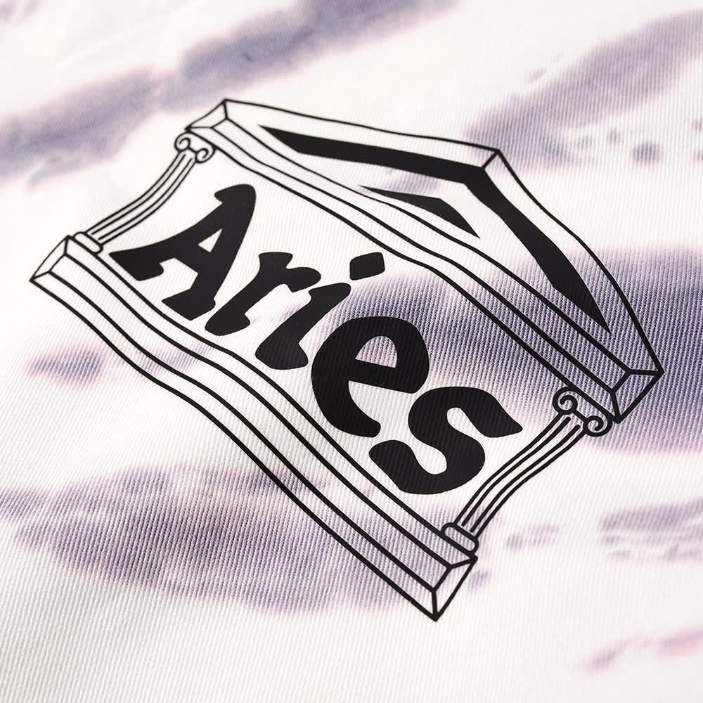 Aries x Umbro Tie Dye Pro 64 Pullover Sweat - Dusk Spiral