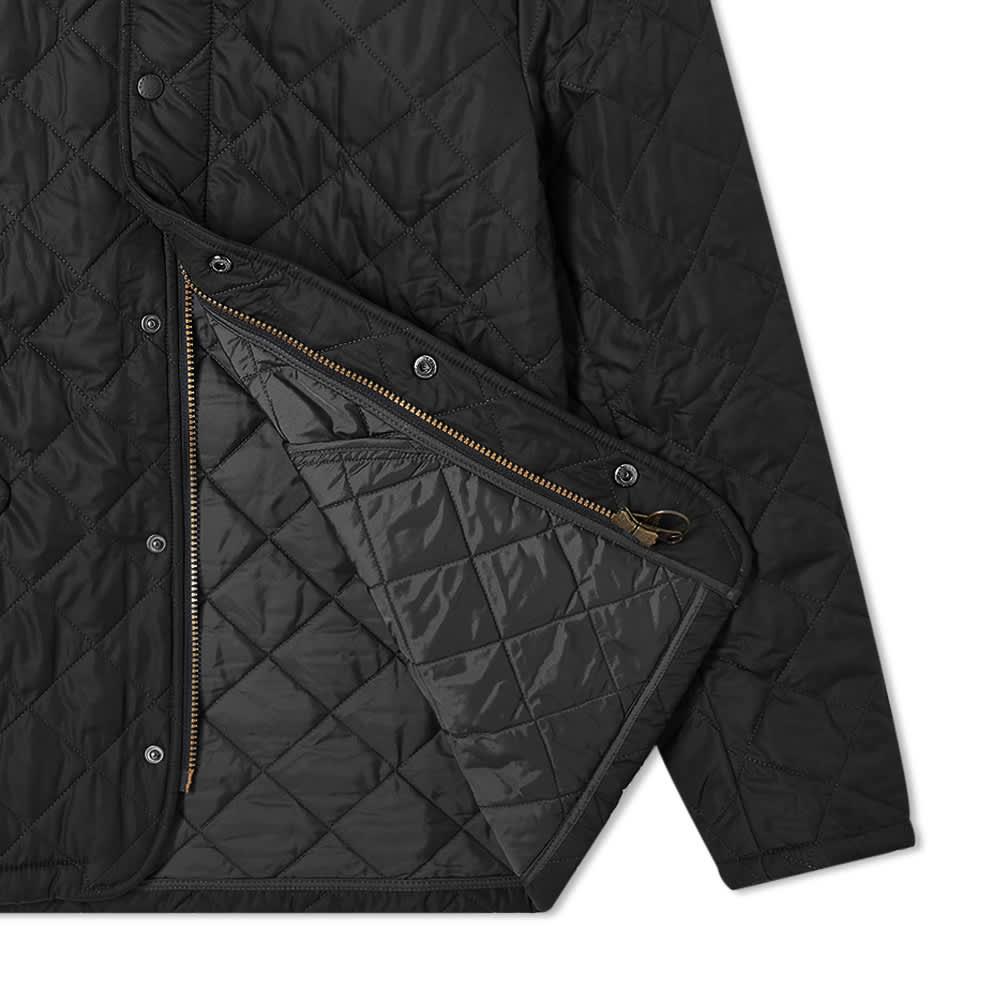 Barbour Chelsea Sportsquilt Jacket - Black