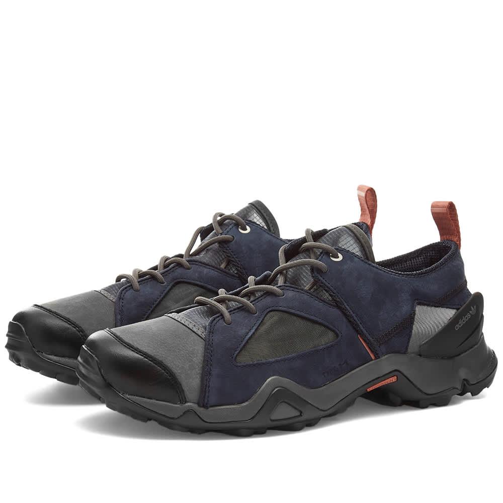 Adidas x OAMC Type 0-4 - Dark Grey & Navy Black
