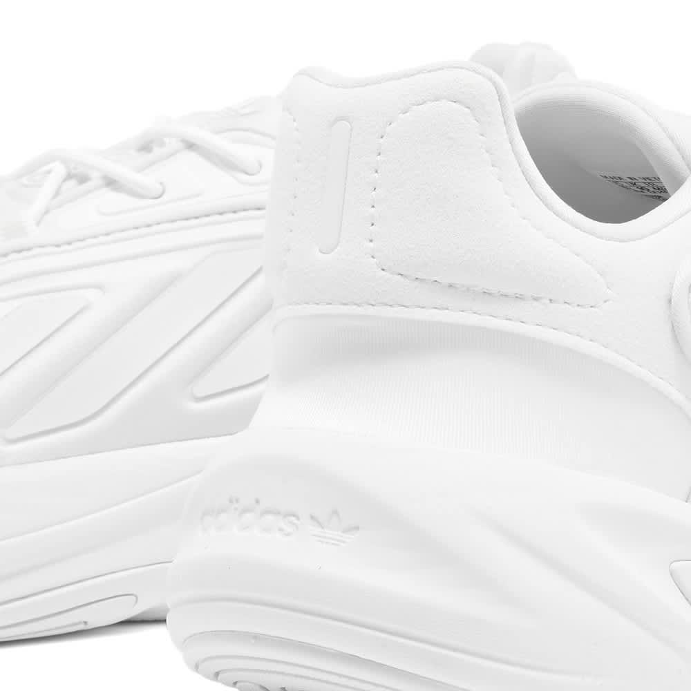 Adidas Ozelia - White & Crystal Blue