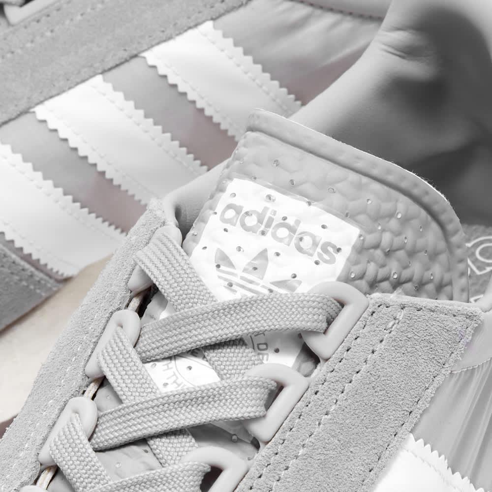 Adidas Mixing Eras 120 - Grey, White & Black