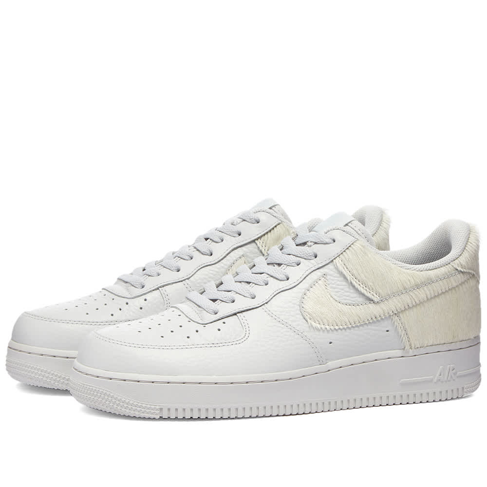 Nike Air Force 1 'Pony' - Photon Dust & White